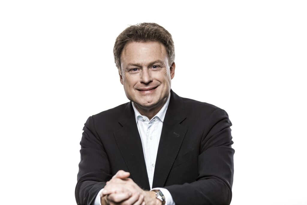 Porträt Hauke Schlüter
